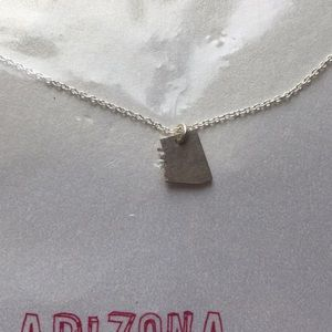 "Dogeared Jewelry - NWT Dogeared Arizona Necklace 18"", sterling silver"